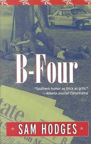 Cover of: B-Four
