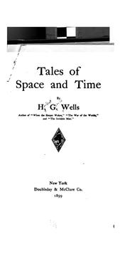 Cover of: Tales of Space and Time | H. G. Wells