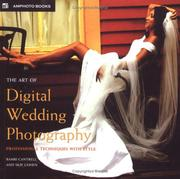 Cover of: The Art of Digital Wedding Photography | Bambi Cantrell