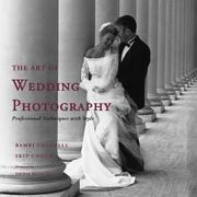 Cover of: The Art of Wedding Photography | Bambi Cantrell