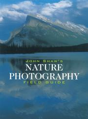 Nature photography : Field guide