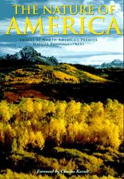 Cover of: The nature of America | Middleton, David