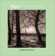 Cover of: Night Photography | Andrew Sanderson