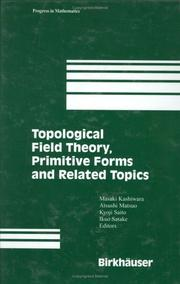 Cover of: Topological Field Theory |