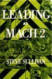 Cover of: Leading at Mach 2 | Steve Sullivan