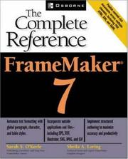 Cover of: FrameMaker 7