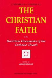 Cover of: The Christian Faith