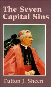 Cover of: The Seven Capital Sins