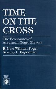Cover of: Time on the cross