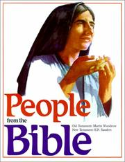 Cover of: People from the Bible | Woodrow, Martin Dr.