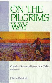 Cover of: On the pilgrim's way: Christian stewardship and the tithe
