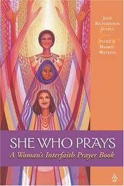 Cover of: She who prays | Jane Richardson Jensen