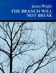 Cover of: The branch will not break