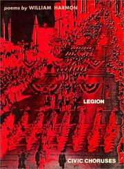 Cover of: Legion: civic choruses