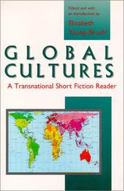 Cover of: Global cultures |
