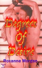 Cover of: Degrees of Desire