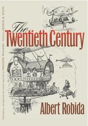 Cover of: The twentieth century