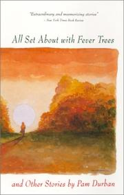 Cover of: All set about with fever trees and other stories