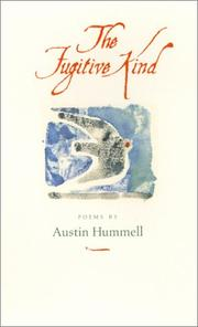 Cover of: The fugitive kind
