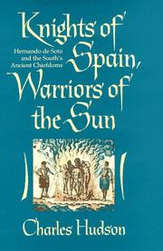 Cover of: Knights of Spain, warriors of the sun