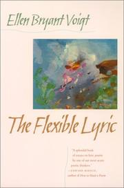 Cover of: The flexible lyric