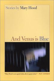 Cover of: And Venus is blue: stories