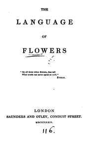 Cover of: The language of flowers [by L. Cortambert. Transl.]. |