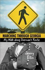 Cover of: Marching through Georgia | Jerry Ellis