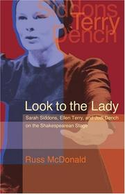 Cover of: Look to the lady | Russ McDonald