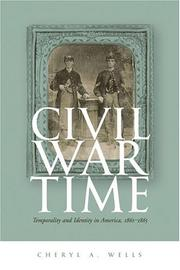 Cover of: Civil War time | Cheryl A. Wells