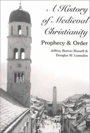 Cover of: A history of medieval Christianity