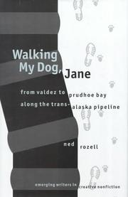 Cover of: Walking My Dog Jane
