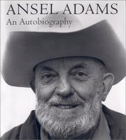 Cover of: Ansel Adams-an Autobiography
