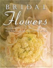 Cover of: Bridal flowers
