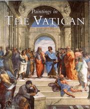 Cover of: Paintings in the Vatican |