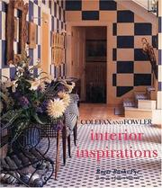 Cover of: Interior inspirations | Roger Banks-Pye