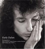 Cover of: Early Dylan