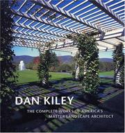 Cover of: Dan Kiley | Dan Kiley