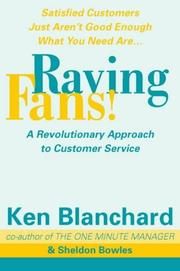 Cover of: Raving Fans (One Minute Manager)
