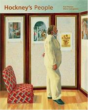 Cover of: Hockney's people