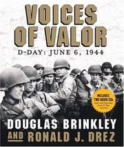 Cover of: Voices of valor: D-Day, June 6, 1944