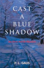 Cover of: Cast a blue shadow