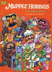 Cover of: The Muppet Hobbies Coloring Book
