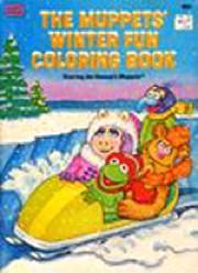Cover of: The Muppets' Winter Fun Coloring Book