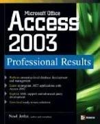Cover of: Microsoft Office Access 2003 Professional Results