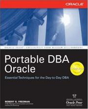 Cover of: Portable DBA | Robert G. Freeman