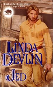 Cover of: Jed | Linda Devlin