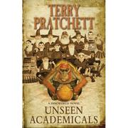 Cover of: Unseen Academicals: a novel of Discworld