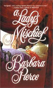 Cover of: A lady's mischief