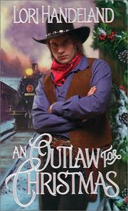 Cover of: An outlaw for Christmas